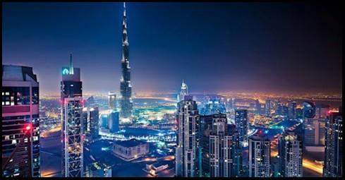 Dubai Blog Couverture